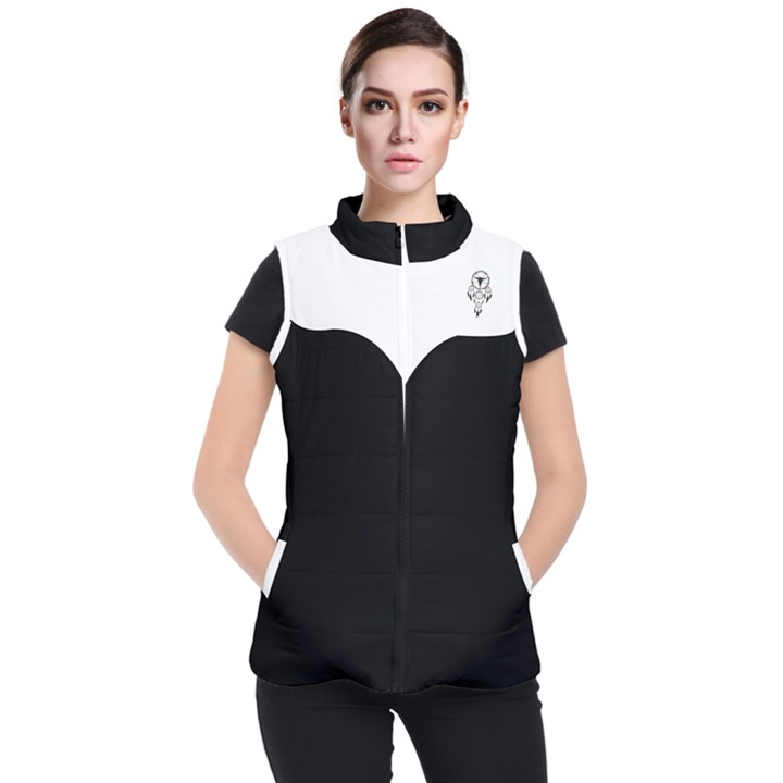 DREAMCATCHER PENTAGRAM Women s Puffer Vest
