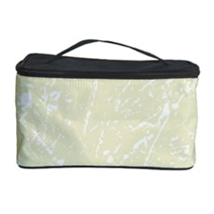 Flower Star Floral Green Camuflage Leaf Frame Cosmetic Storage Case by Mariart