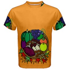 Healthy Vegetables Food Men s Cotton Tee by Mariart