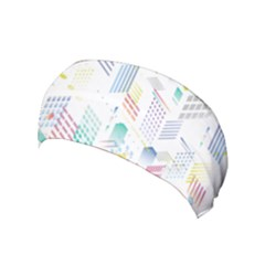 Layer Capital City Building Yoga Headband by Mariart