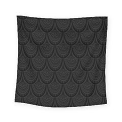 Skin Abstract Wallpaper Dump Black Flower  Wave Chevron Square Tapestry (small)