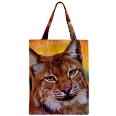 Tiger Beetle Lion Tiger Animals Zipper Classic Tote Bag by Mariart