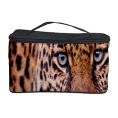 Tiger Beetle Lion Tiger Animals Leopard Cosmetic Storage Case by Mariart