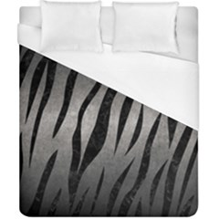 Skin3 Black Marble & Gray Metal 1 (r) Duvet Cover (california King Size) by trendistuff