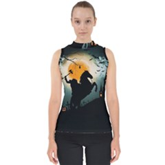Headless Horseman Shell Top by Valentinaart