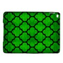 TILE1 BLACK MARBLE & GREEN BRUSHED METAL (R) iPad Air 2 Hardshell Cases View1