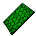 TILE1 BLACK MARBLE & GREEN BRUSHED METAL (R) iPad Air 2 Hardshell Cases View4
