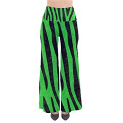 Skin4 Black Marble & Green Colored Pencil Pants