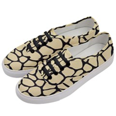 Skin1 Black Marble & Light Sand Women s Classic Low Top Sneakers by trendistuff
