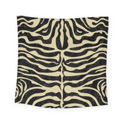Skin2 Black Marble & Light Sand Square Tapestry (small) by trendistuff