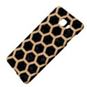 HEXAGON2 BLACK MARBLE & NATURAL WHITE BIRCH WOOD Samsung C9 Pro Hardshell Case  View4