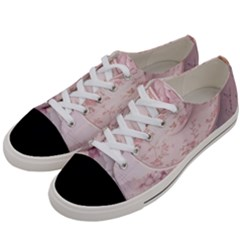 Shabby Chic High Tea Women s Low Top Canvas Sneakers by 8fugoso