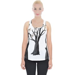 Dead Tree  Piece Up Tank Top