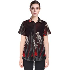 Dead Tree  Women s Short Sleeve Shirt