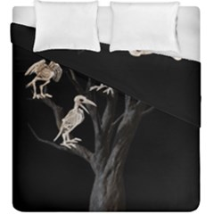 Dead Tree  Duvet Cover Double Side (king Size)