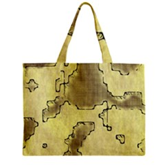 Fantasy Dungeon Maps 8 Zipper Mini Tote Bag by MoreColorsinLife