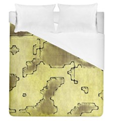 Fantasy Dungeon Maps 8 Duvet Cover (queen Size) by MoreColorsinLife