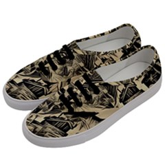 Ink Art Men s Classic Low Top Sneakers by 8fugoso