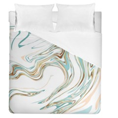 Abstract Marble 1 Duvet Cover (queen Size) by tarastyle