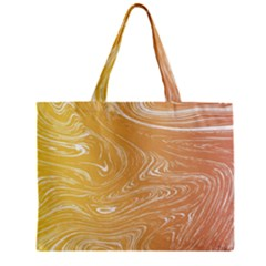 Abstract Marble 6 Zipper Mini Tote Bag by tarastyle