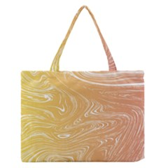Abstract Marble 6 Zipper Medium Tote Bag by tarastyle