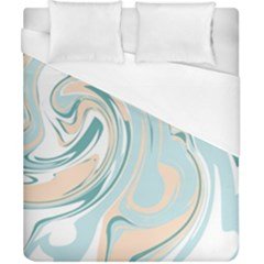 Abstract Marble 11 Duvet Cover (california King Size) by tarastyle