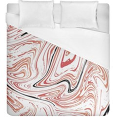 Abstract Marble 13 Duvet Cover (king Size) by tarastyle
