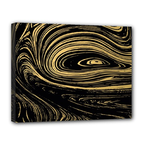 Abstract Marble 15 Canvas 14  X 11  by tarastyle