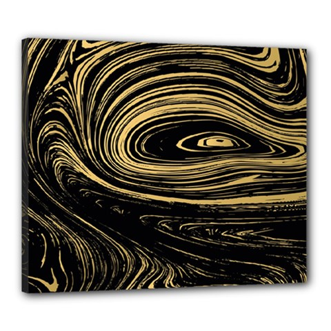 Abstract Marble 15 Canvas 24  X 20  by tarastyle