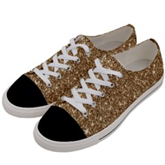 New Sparkling Glitter Print H Women s Low Top Canvas Sneakers by MoreColorsinLife