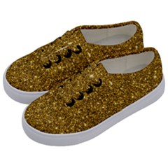 New Sparkling Glitter Print I Kids  Classic Low Top Sneakers by MoreColorsinLife