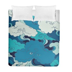 Abstract Nature 4 Duvet Cover Double Side (full/ Double Size) by tarastyle