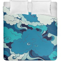 Abstract Nature 4 Duvet Cover Double Side (king Size) by tarastyle