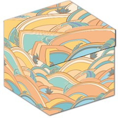 Abstract Nature 5 Storage Stool 12
