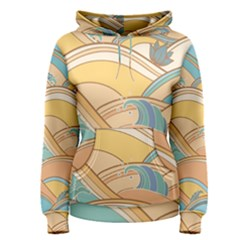 Abstract Nature 5 Women s Pullover Hoodie