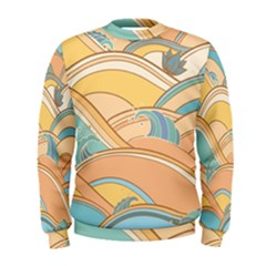 Abstract Nature 5 Men s Sweatshirt by tarastyle