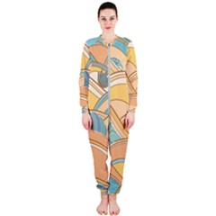 Abstract Nature 5 Onepiece Jumpsuit (ladies)