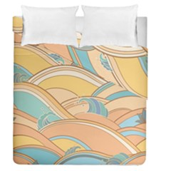 Abstract Nature 5 Duvet Cover Double Side (queen Size) by tarastyle