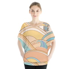 Abstract Nature 5 Blouse