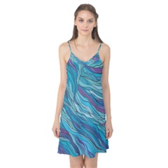 Abstract Nature 6 Camis Nightgown