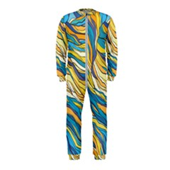 Abstract Nature 7 Onepiece Jumpsuit (kids) by tarastyle