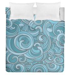 Abstract Nature 8 Duvet Cover Double Side (queen Size) by tarastyle