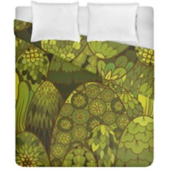 Abstract Nature 11 Duvet Cover Double Side (california King Size) by tarastyle