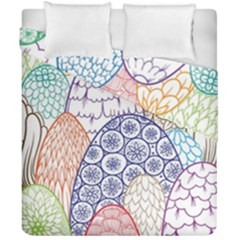 Abstract Nature 12 Duvet Cover Double Side (california King Size) by tarastyle
