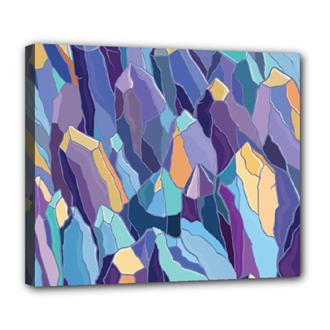 Abstract Nature 15 Deluxe Canvas 24  X 20   by tarastyle