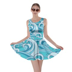 Abstract Nature 20 Skater Dress