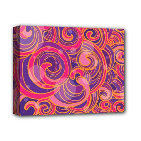 Abstract Nature 22 Deluxe Canvas 14  X 11  by tarastyle
