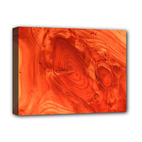 Fantastic Wood Grain 917a Deluxe Canvas 16  X 12   by MoreColorsinLife