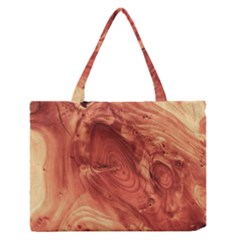 Fantastic Wood Grain 917b Zipper Medium Tote Bag by MoreColorsinLife