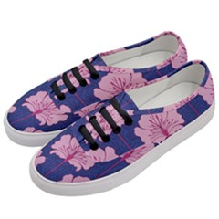 Beautiful Art Nouvea Floral Pattern Women s Classic Low Top Sneakers by 8fugoso